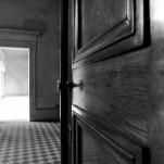 Tür der Friedenskirche Potsdam