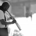 Straßenmusiker | Fotograf Manto Sillack