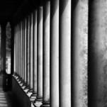 Säulengang an der Friedenskirche Potsdam