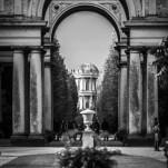 Orangerieschloss im Park Sanssouci
