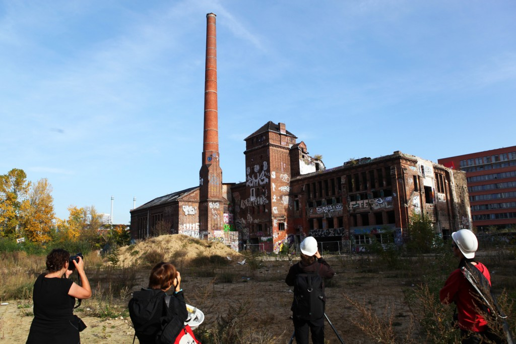 Fotokurs Potsdam mit Fotograf Manto Sillack in der Eisfabrik Berlin